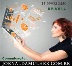 Jornal da Mulher 11 99923-2580 SP