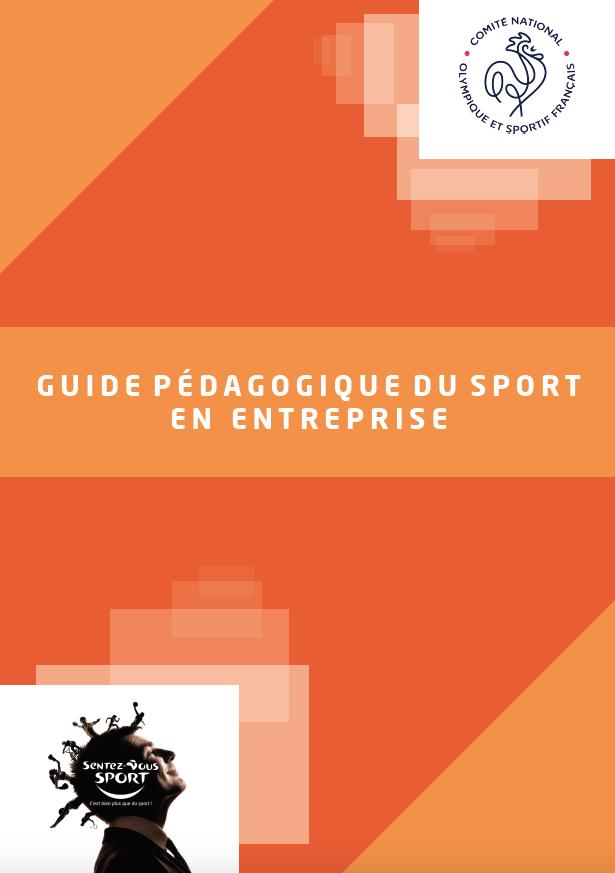 Guide sport entreprise CNOSF