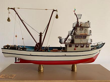 Model Gemi Salih Reis Ercan Kucuktas