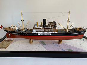 Model Gemi Hunan Ercan Küçüktaş
