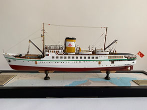Model Gemi SUS Ercan Kucuktas