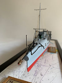Model Gemi Sultanhisar Çanakkale Ercan K