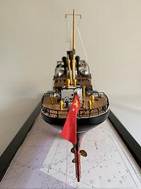 Model Gemi Hunan-China Ercan Kucuktas