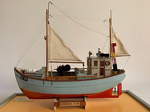 Model Gemi Norden Ercan Kucuktas