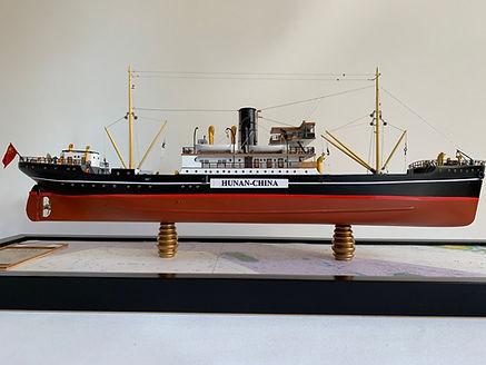 Model Gemi Hunan Ercan Kucuktas