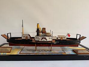 Model Gemi Suhulet Ercan Küçüktaş