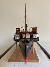 Model Gemi Galata Ercan Kucuktas
