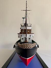 Model Gemi Kuhwerder Ercan Kucuktas