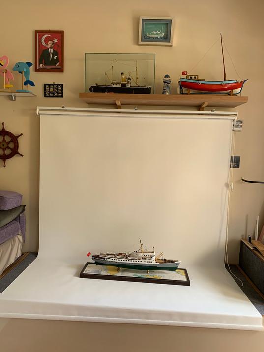 Model gemi fotograf çekimi.JPG