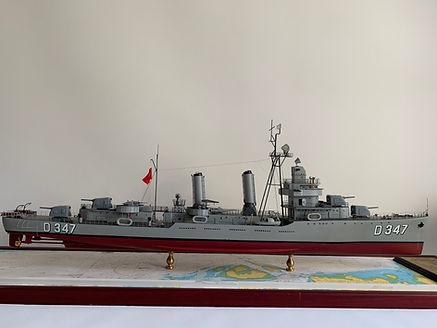 Model Gemi TCG Gemlik D347 Ercan Kucukta