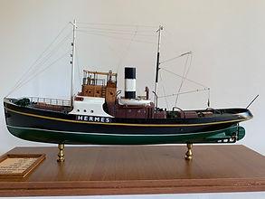 Model Gemi Hermes Ercan Küçüktaş