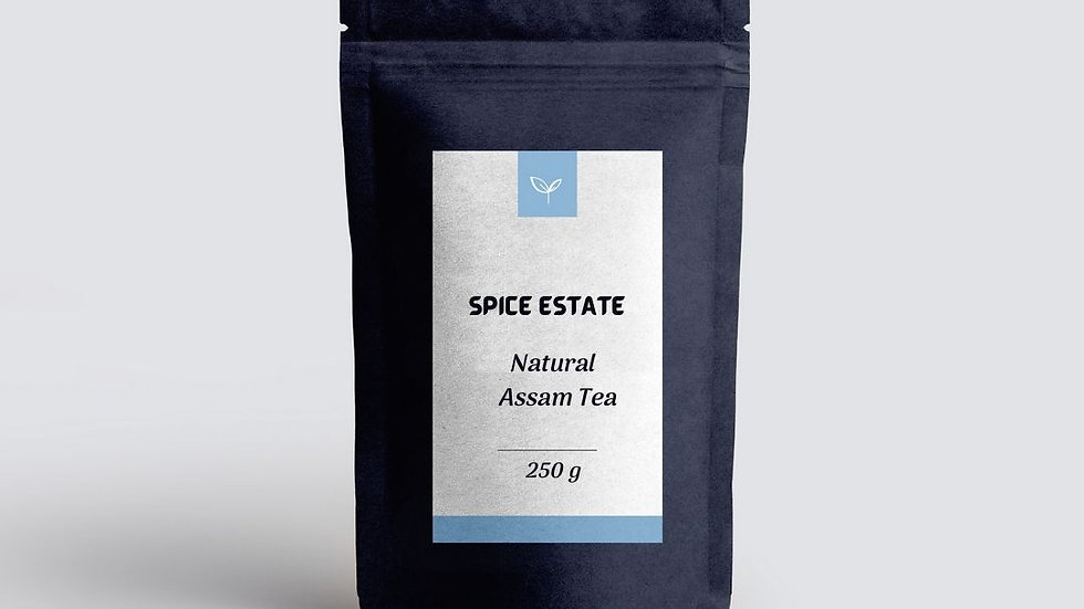 Natural Assam Tea - 250 Grams