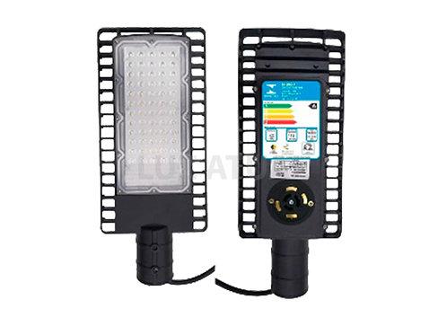 Luminaria Publica de LED com base 7 pinos - 50W - preparada para telegestão