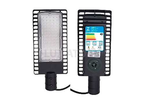 Luminaria Publica de LED com base para relé - 50W