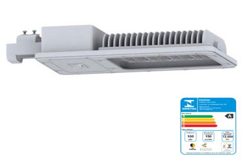 Luminária Publica Led 100W 150lm/w