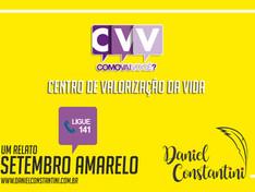 Conversa - CVV - Setembro Amarelo, um relato