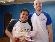 Visita - Escola Luiz Leite em Amparo