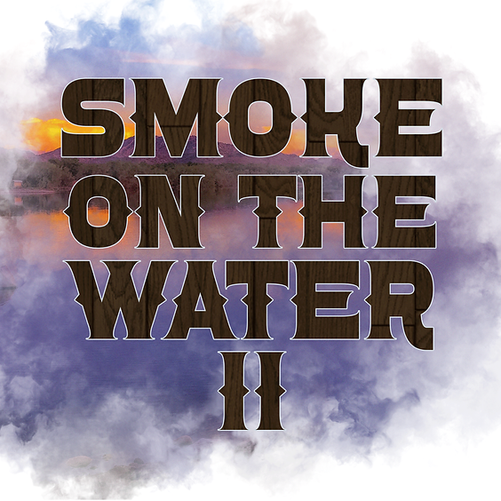 SMOKE ON THE WATER - CAMPING