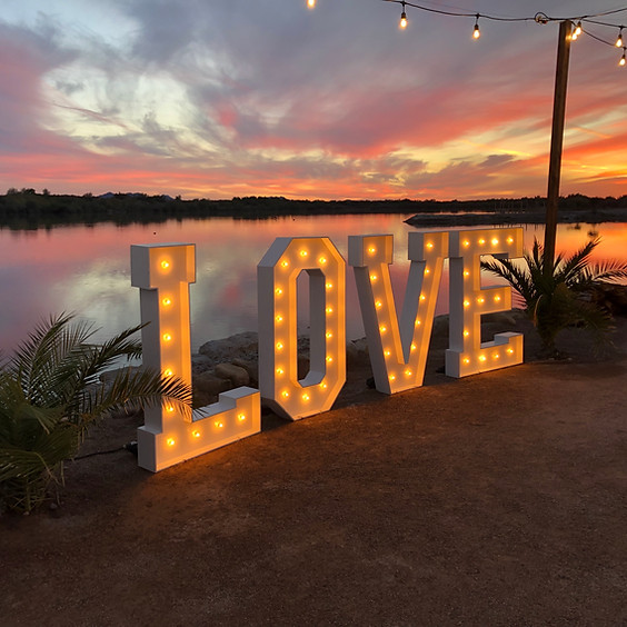 Valentines at Hidden Lake