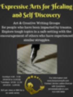 Expressive Arts for Healingand Self Disc