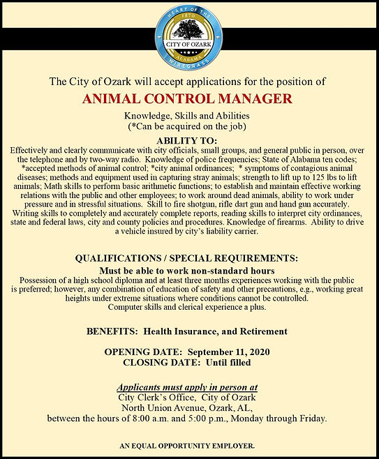 sept animal control manager.jpg