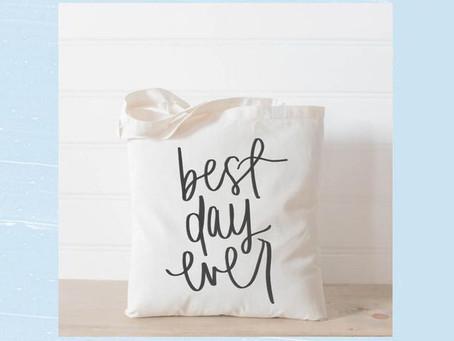 15 Items For Every Bride's Go-Bag!