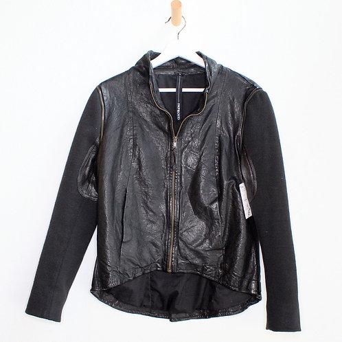 IMPROVD Leather Jacket