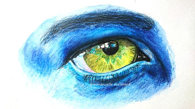 Avatar l'oeil