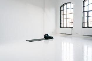 Sport und Yoga Raum