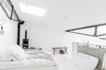 Cozy Loft Place