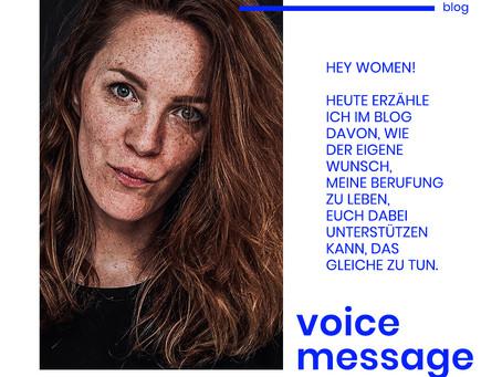 # 01 Voice Message