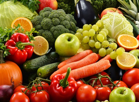 Why you should double your fruit & veg intake