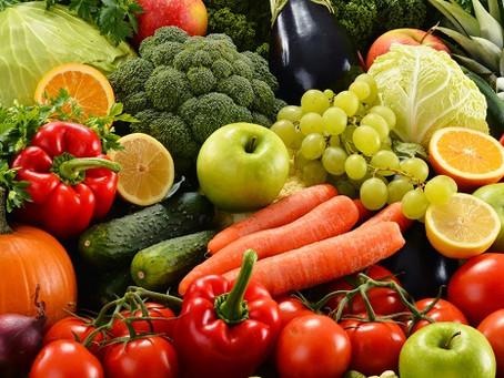 The Right Fruit & Veg Mix
