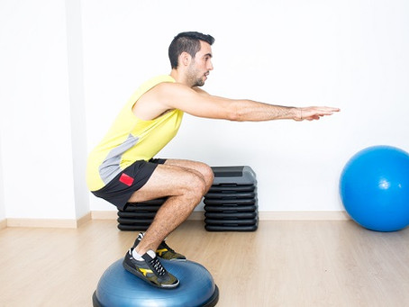 How to Keep Fit at Home
