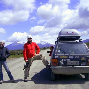 From Rio to Ushuaia by car