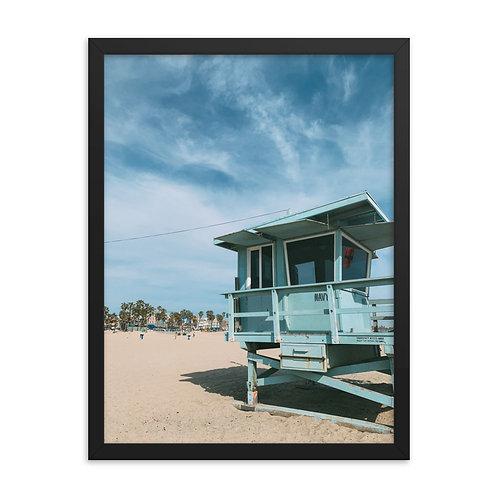 Foto Emoldura de Venice Beach