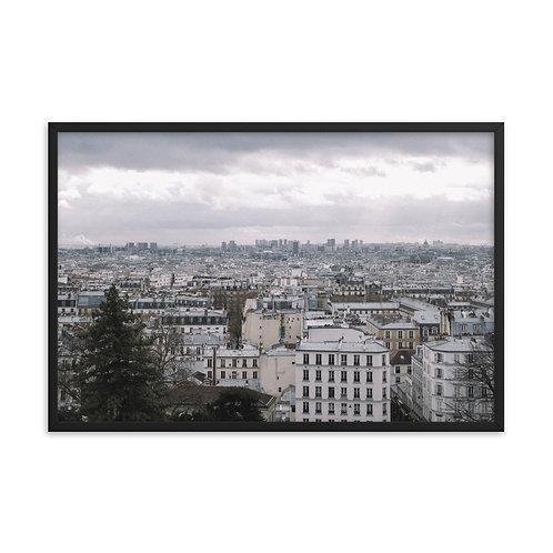 Foto Emoldurada de Paris