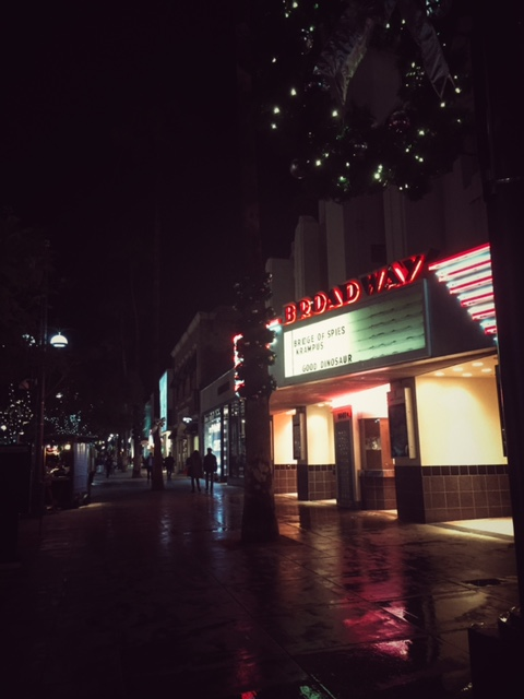 Theater at 3rd street Promenade