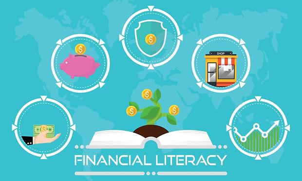 financial-literacy-course-concept-design