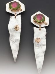 Wintermelon Earrings