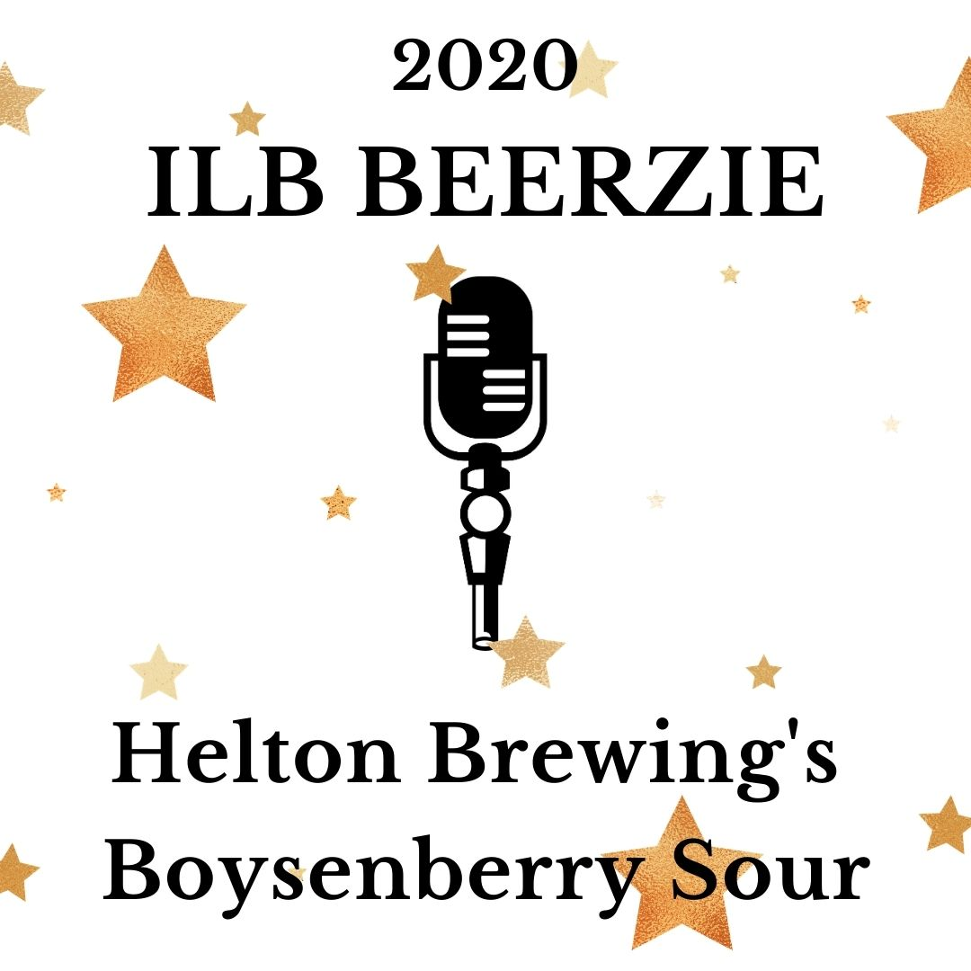 Helton Brewing's Boysenberry Sour