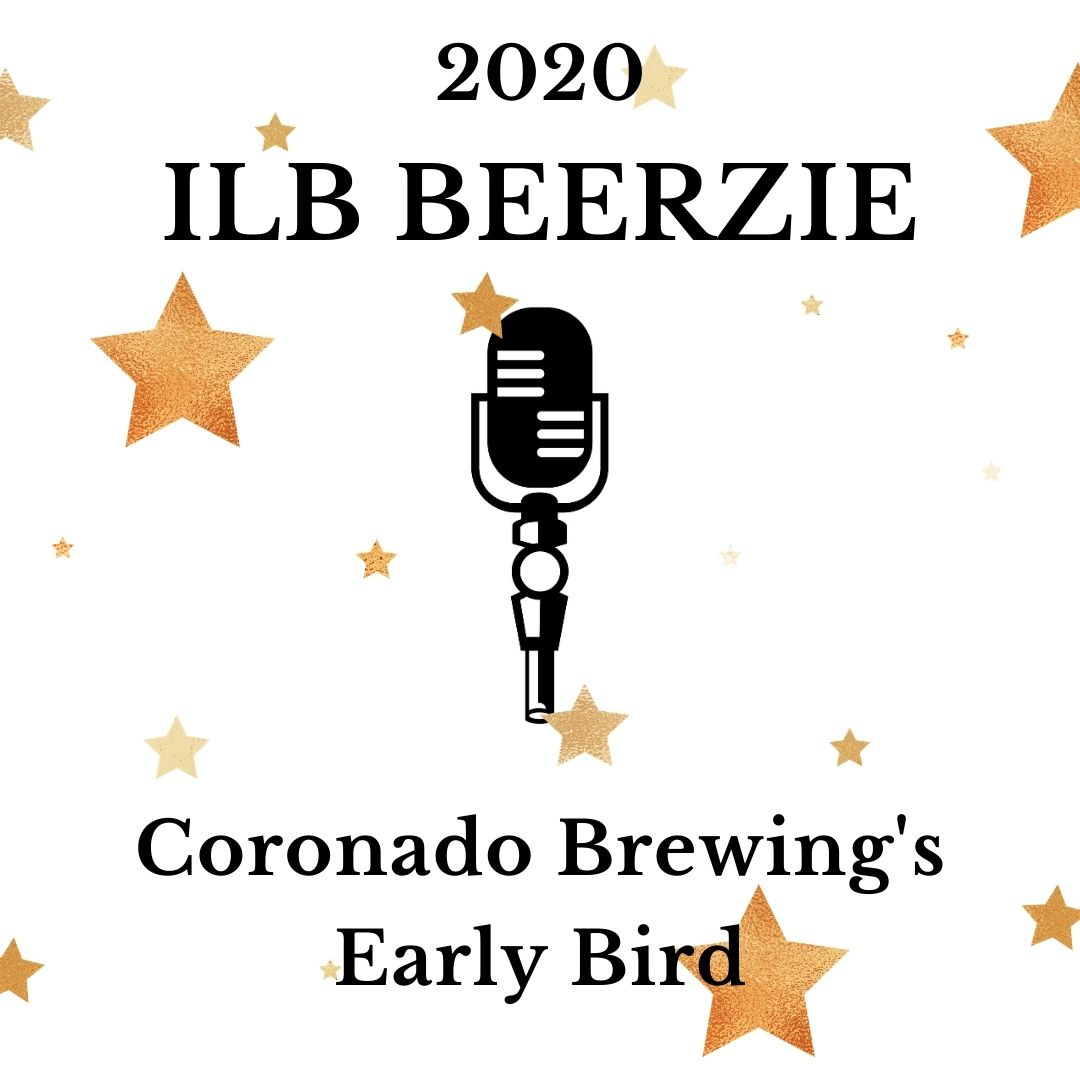 Coronado Brewing's Early Bird