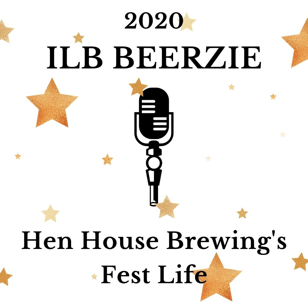 Hen House Brewing's Fest Life