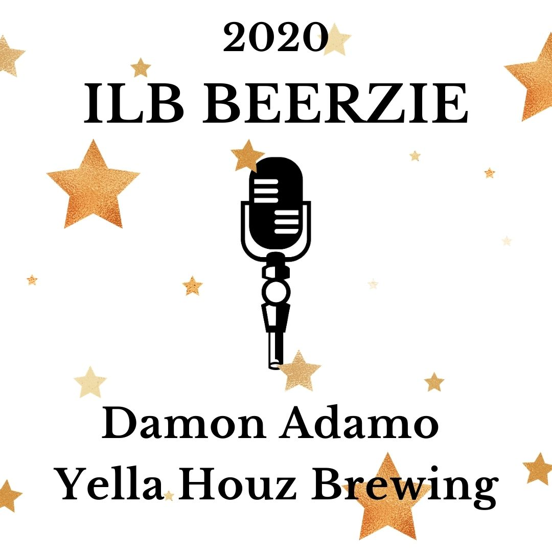 Damon Adamo: Yella Houz Brewing