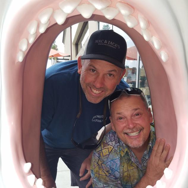 Shark Beer Week.