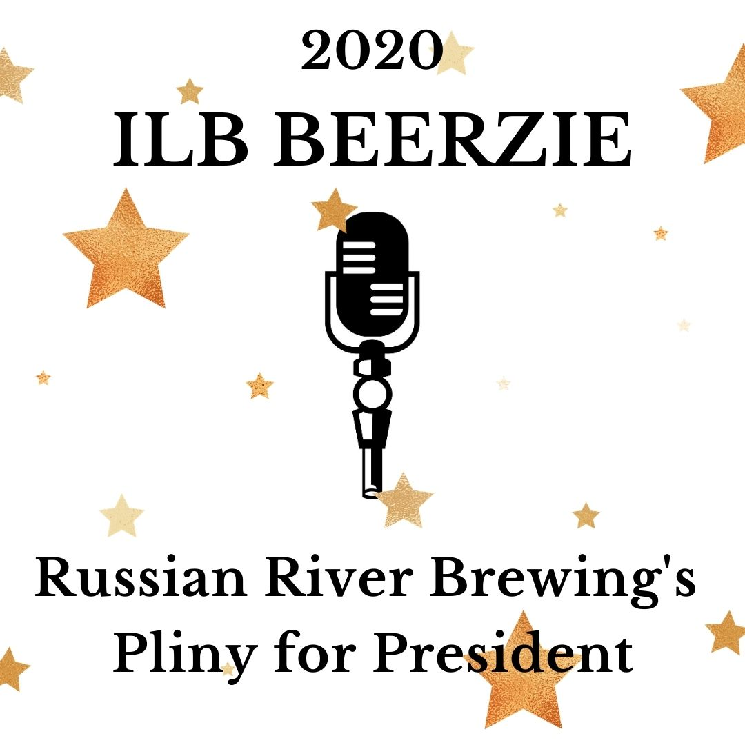 Russian River Brewing's Pliny for President