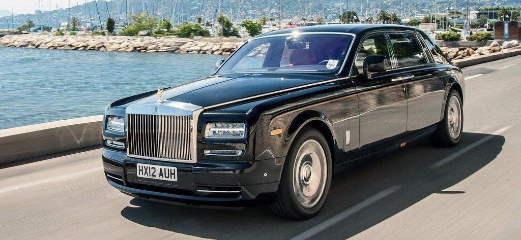 Rolls Royce Palm Beach
