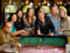 playin craps casino