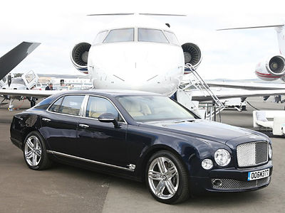 Jet with Bentley