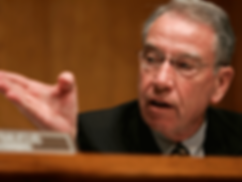 Sen. Grassley talks IRS and taxes